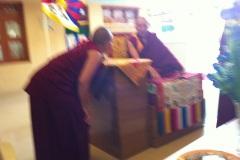 June 2011 Sera Jey Monastery Visit