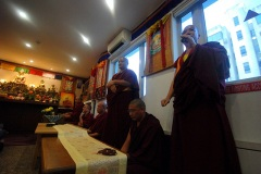 NM Appreciation and Geshe Farewell Dinner