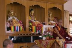 Ven Hai Tao - Buddhist Decoration Torma