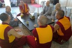 Ven Hui Ying Visit