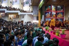 HH Dalai Lama and Teachings