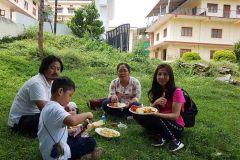 Volunteer group trip 2019