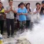 Smoke Puja & Liberation